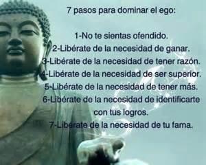 Controlar el ego